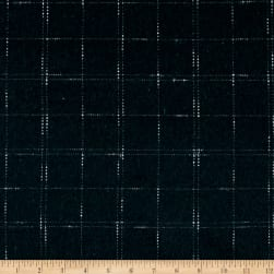 Telio Ansel Wool Plaid Green Fabric