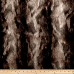 Shannon Luxury Faux Fur Brandy Fox Ash Fabric