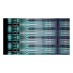 Mystic Meadow Digital Print Plaid Dragonfly Fabric