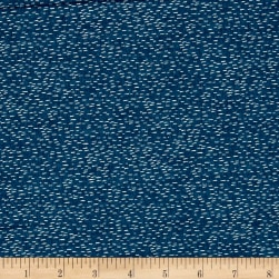 Heartwood Dash Blue Fabric