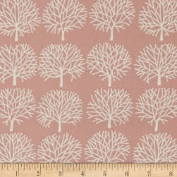 Alexander Henry The Ghastlies Forest Misty Rose Fabric