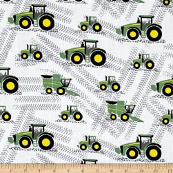 John Deere Little Farm Multi Fabric