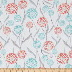 Mod About You Queen Anne'S Lace White/Multi Fabric