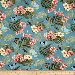 Garden Hideaway Floral Allover Fabric