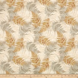 Neutral Nature Ferns Allover Taupe