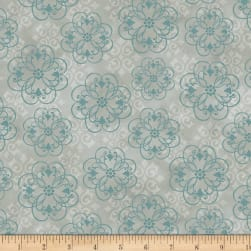 Neutral Nature Damask Grey