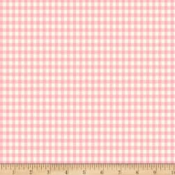 Backyard Pals Gingham Pink