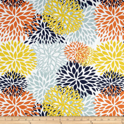 Premier Prints Blooms Maya Fabric