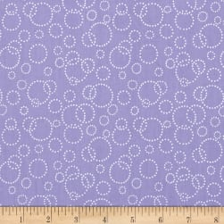 "110"" Wide Quilt Back Champagne Lilac"