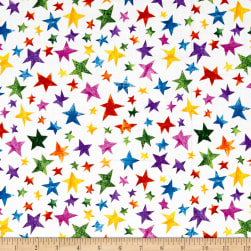 The Very Hungry Caterpillar Stars Multi Fabric