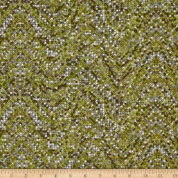 Palindromes Confetti Wave Grey/Olive Fabric