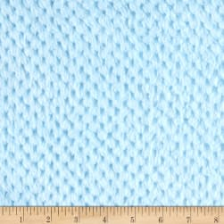 Shannon Minky Cloud Spa Cuddle Baby Blue Fabric