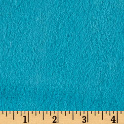 Shannon Minky Luxe Cuddle Velvet Teal Fabric