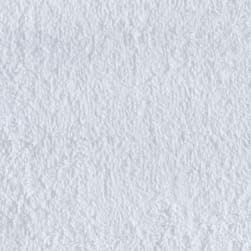 Shannon Heavyweight Terry Cloth Cuddle White Fabric