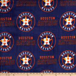 MLB Houston Astros Fleece Fabric