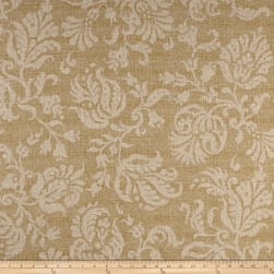 Lacefield Palermo Basketweave Wheat Fabric