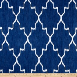 Lacefield Monoco Cobalt Fabric