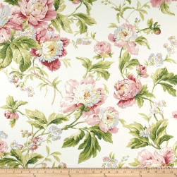Waverly Forever Yours Twill Spring Fabric