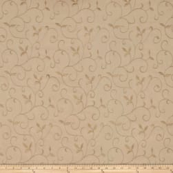 Richloom Archie Embroidered Tafetta Toast
