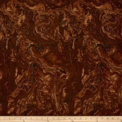 "118"" Wide Quilt Back  Marble Tiger Eye"