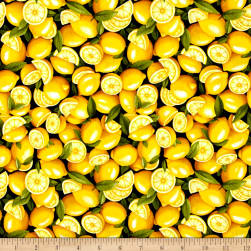 Farmer John Garden Lemon Fabric