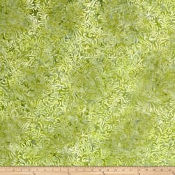 Wilmington Batiks Flourish Light Green
