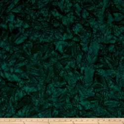 Wilmington Batiks Colorglow Viridian Fabric