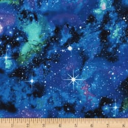 Timeless Treasures Out Of This World Galaxy Galaxy