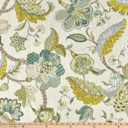 P Kaufmann Finders Keepers Peacock Fabric