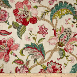 P Kaufmann Finders Keepers Raspberry Fabric