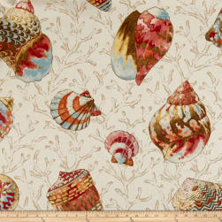 P Kaufmann Ocean Treasures Sand Fabric