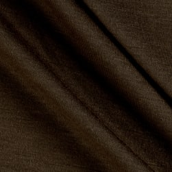 Polyester Jersey Knit Solid Deep Apricot Fabric