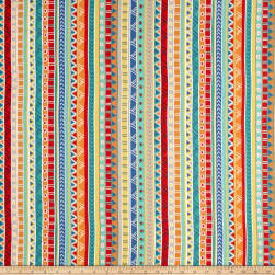 Swavelle/Mill Creek Indoor/Outdoor Bramlett Carotene Fabric