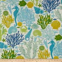 Swavelle/Mill Creek Indoor/Outdoor Callahan Oceania Fabric
