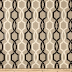 Swavelle/Mill Creek Indoor/Outdoor Cestina Tuxedo Fabric