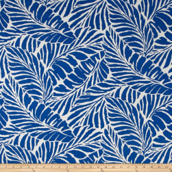 Swavelle/Mill Creek Indoor/Outdoor Malkus Ocean Blue Fabric