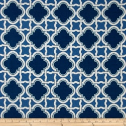 Swavelle/Mill Creek Indoor/Outdoor Osmia Indigo Fabric