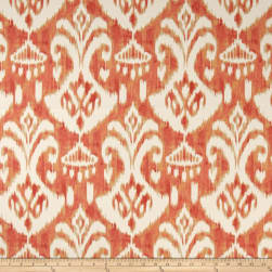 Swavelle/Mill Creek Indoor/Outdoor Rivoli Coral Fabric