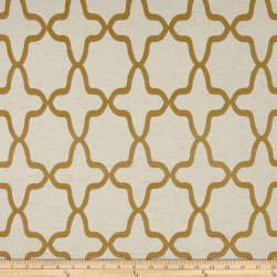 Eroica Manchester Jacquard Gold Fabric