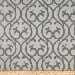 Eroica Cambridge Jacquard Platinum Fabric