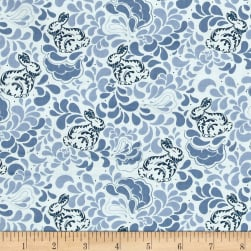 Sew It- Quilt It- Love It! Bunnies Blue