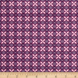 Sew It- Quilt It- Love It! Foulard Purple