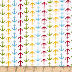 Alpine Flannel Anchor Multi Fabric