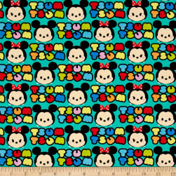 Disney Tsum Tsum Mickey And Minnie Stripe Jersey