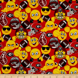 Collegiate Cotton University of Georgia Emojis