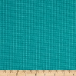 Richloom Solarium Outdoor Solid Aynova Turquoise Fabric
