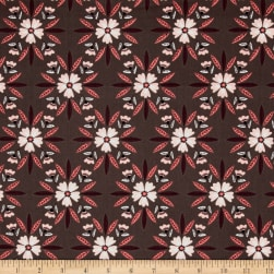 Captivate Mosaic Dark Taupe Fabric