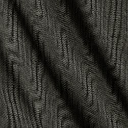 Kaufman Double Gauze Chambray Black Fabric