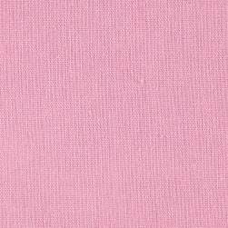 Kaufman Brussels Washer Linen Blend Lovely Pink Fabric
