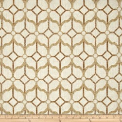 Magnolia Home Fashions Rockaway Chestnut Fabric